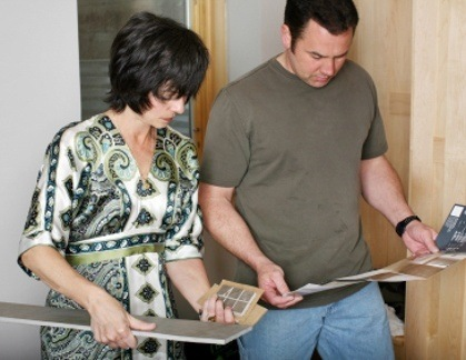 Two interior designers look at sustainable options