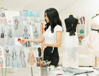 Fashion Design Career Tips Careers In Fashion Design